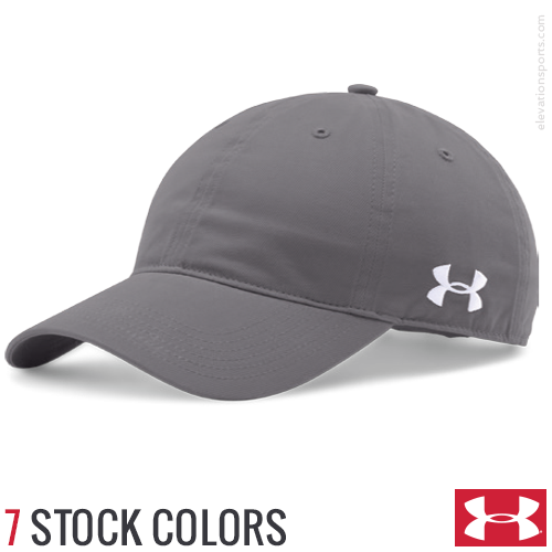 Under Armour Custom Hats with Relaxed Fit - Elevation Sports 8fb3cdcf7d