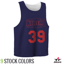 Alleson Reversible Lacrosse Pinnies