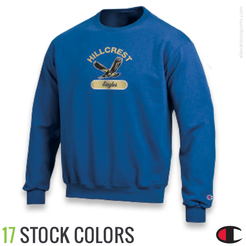 Champion Powerblend Crewneck Custom Sweatshirts