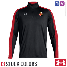 Custom Under Armour Novelty Locker 1/4 Zip Pullover