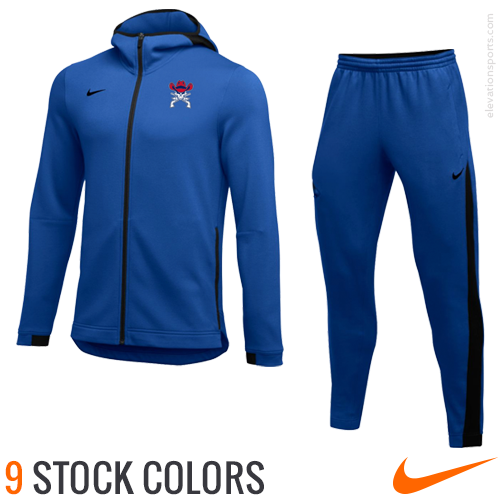 Nike Showtime Custom Sweat Suits