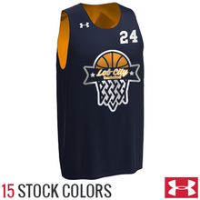 Under Armour Triple Double Reversible Basketball Jersey