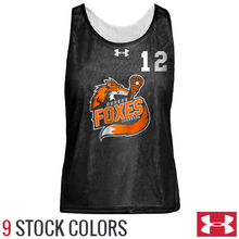 Custom Under Armour Women's Lacrosse Pinnies