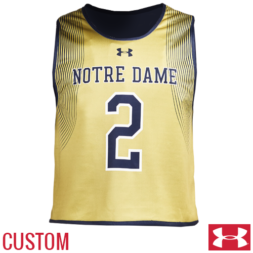1e9457c65 Under Armour Custom 1-Ply Reversible Lacrosse Pinnies