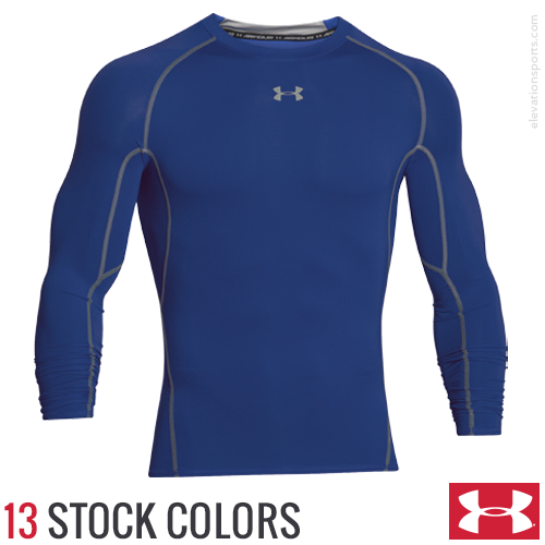 57c9a8fc Under Armour Custom Long Sleeve Compression Shirts - Elevation Sports