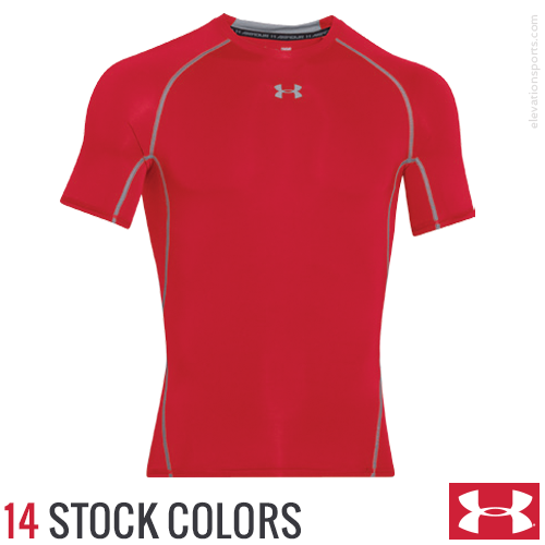 88ae30d7e Under Armour Custom Compression Shirts - Elevation Sports