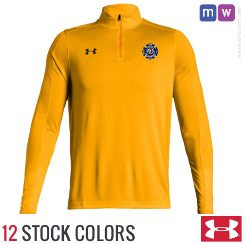 Custom Under Armour Locker 1/4 Zip Pullover