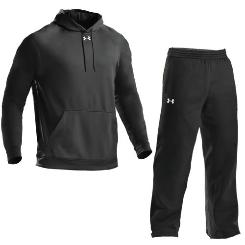 Custom Under Armour Team Sweat Suit  79f25938a4