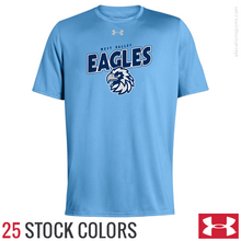 Custom Under Armour Locker 2.0 Wicking Shirt