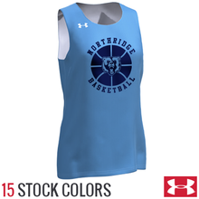 Under Armour Triple Double Women's Reversible Basketball Practice Jersey