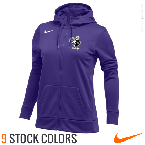 1b717bd9bb8 Nike Therma Custom Women's Hoodies | Elevation Sports