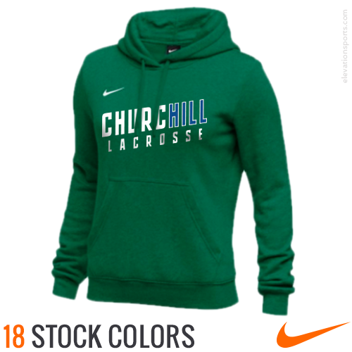 Nike Club Custom Women's Hoodies
