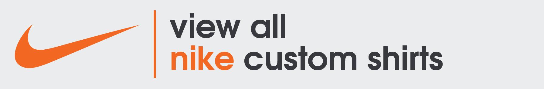 Customize Nike Shirts and Tees