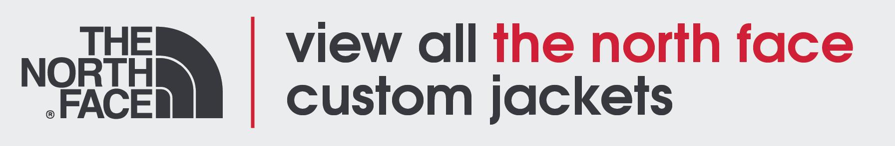 Custom North Face Jackets