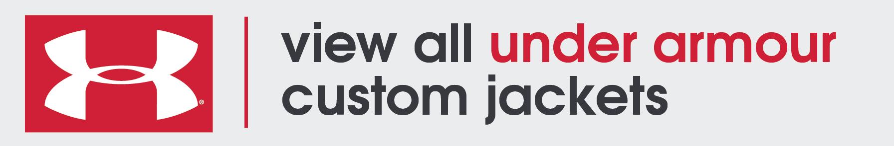 Custom Under Armour Jackets