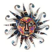 Maya Metal Sun Large