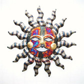 Happy Metal Sun Small
