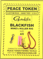 Blackfish Rigs - Mike's Killer Black Fish Rig