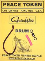 Drum Rig - Octopus Hook