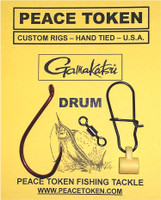 Drum Rig - Octopus Hook with Fishfinder