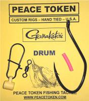 Drum Rig - Big River Bait with Fishfinder