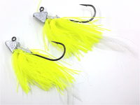 Tilefish Rigs - Heavy Duty Monster Skirt Jig Rig (Double)