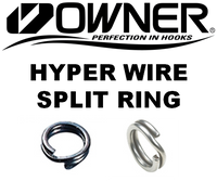 Rings - Owner Hyper Wire Split Rings