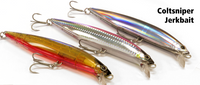 Shimano Lures - ColtSniper Jerkbaits 140F