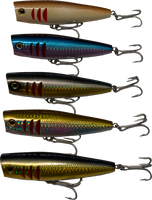 Tactical Anglers Lures - CrossOver Popper Lures