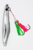 Peace Token Lures - Bottomfish Stainless Jigs (10 oz.)