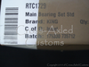 Land Rover Series II/IIA/III 2.25 RTC1729 Main Bearing Set (3MB Engine) KING- c/o ISRAEL