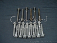 Land Rover/Range Rover V8 3.9/4.0/4.2/4.6 ERR2943/ERR2944 Cylinder Head Bolt Set