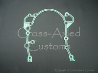 Land Rover Defender / Discovery / Range Rover 4.0 & 4.6 Front Timing Cover Gasket. #ERR7280/ERR4241