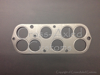 Land Rover Discovery II / Range Rover P38 4.0 / 4.6 Upper Intake Manifold Mounting Gasket. #ERR6621