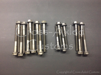Land Rover Defender / Discovery 1 / Range Rover Classic 2.5 200TDI Turbo Diesel Engine Cylinder Head Bolt Set. #BK 0111 / DA2006