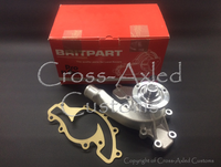 Land Rover Defender / Discovery / Range Rover 4.0 & 4.6 V8 Engine Water Coolant Pump, Pro-Flow #STC4378G / STC1693G