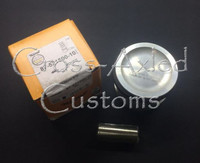 Land Rover Discovery 2 / Range Rover P38 4.6 Engine 9.35:1 Piston & Ring Assembly. #ERR5554A OEM x8