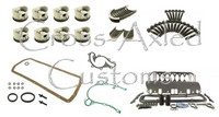 Land Rover Defender, Discovery I,  & Range Rover P38 4.0L V8 Engine Rebuild Overhaul Kit GEMS ONLY - Bearmach
