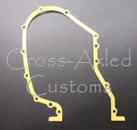 Land Rover Series, Defender, & Range Rover Classic 2.25/2.5/200TDI Front Timing Cover Gasket. #538039