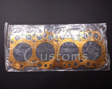 Land Rover Series II/IIA/III 2.25 & Defender 2.5 NA Cylinder Head Gasket - Diesel #ERR3618C (Copper)