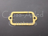 Land Rover Series I/II/IIA/III 2.0 & 2.25 Timing Cover Inspection Plate Mounting Gasket (Flywheel) Petrol/Diesel #50216