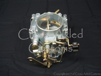 #ERC2886 Zenith-Type Replacement Carburetor. Land Rover Series 2 II 2A IIA 3 III 2.25 Petrol Gas Fuel Carb