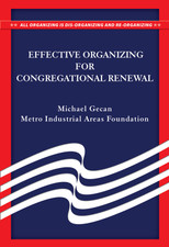 Effective Organizing for Congregational Renewal