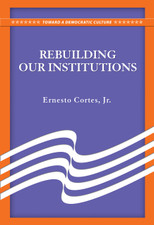 Rebuilding Our Institutions