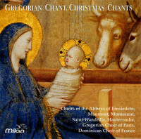 Gregorian Chant, Christmas Chants