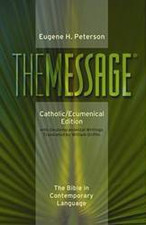 The Message®: Catholic/Ecumenical Edition (paperback)