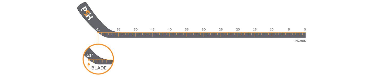 How Do You Measure A Hockey Stick