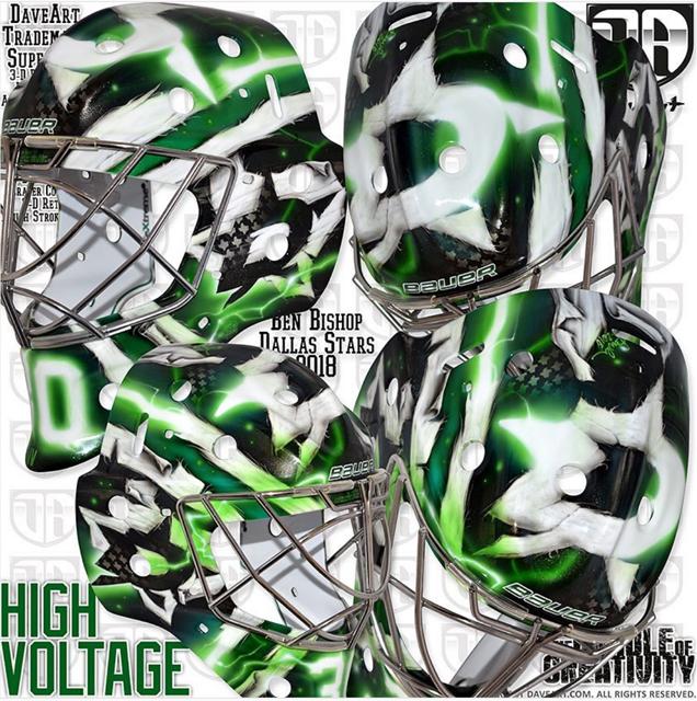 Best Goalie Masks For Current Nhl Season Pro Stock Hockey