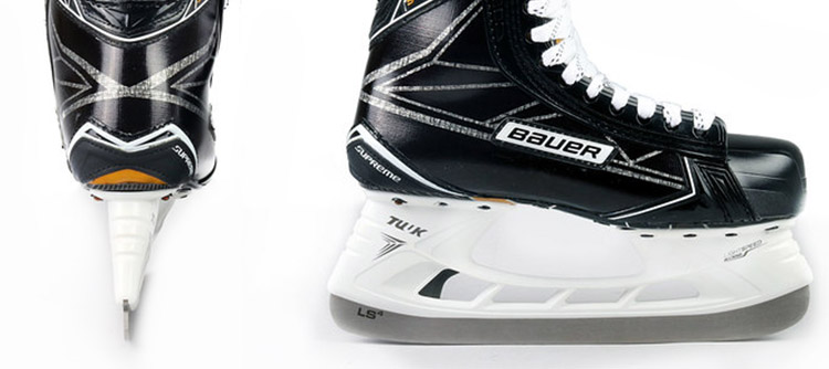 blade grades having a feel for hockey steel pro stock