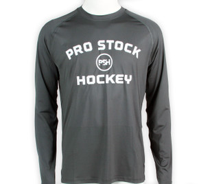 ProStockHockey Long Sleeve Athletic Fit Shirt